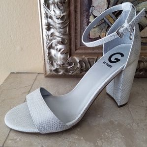G by Guess high heels